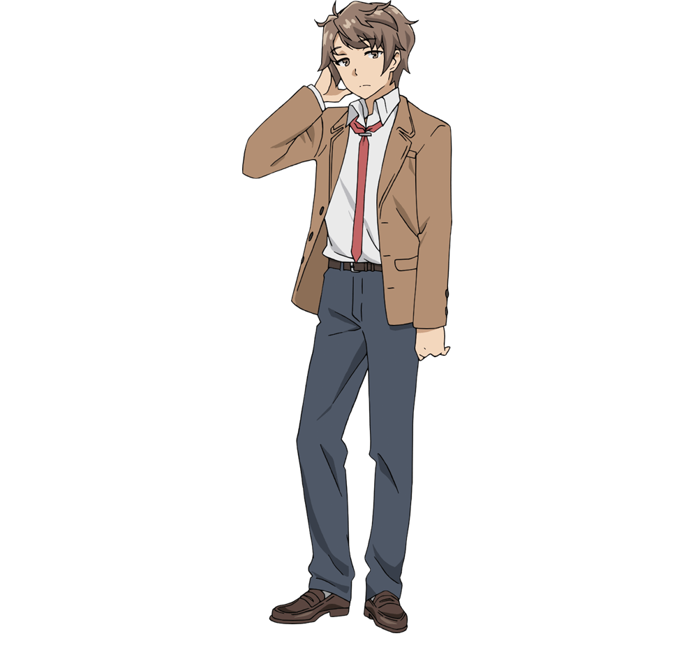 Character | Rascal Does Not Dream of Bunny Girl Senpai Official USA